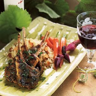 Moroccan Spiced Lamb Chops Recipes