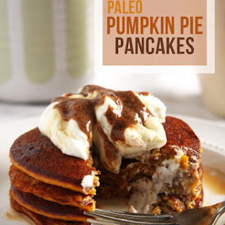 Pumpkin Pie Mix Pancakes Recipes