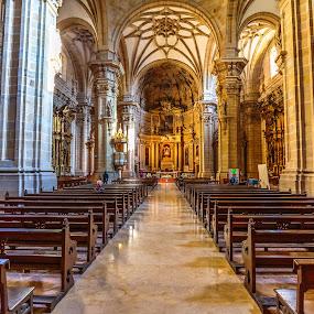 basilica santa maria del coro, San Sebastián by Roberto Gonzalo - Buildings & Architecture Places of Worship (  )