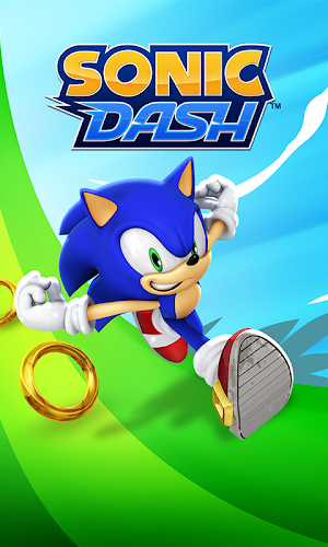 Sonic Dash Android App Screenshot