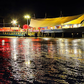 by Putra Dian - City,  Street & Park  Night