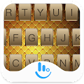 App Glory Gold Keyboard Theme APK for Kindle