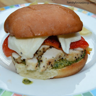 Lemon Pepper Chicken Sandwich Recipes