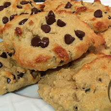 PROTEIN Chocolate Chip Cookies Recipe (High Fiber)