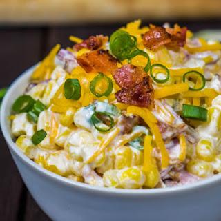 Sweet Corn Salad Sour Cream Recipes