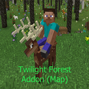 Twilight Forest Addon (Map)
