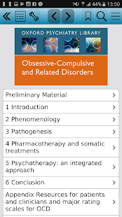 Obsessive-Compulsive & Rela 2e screenshot for Android