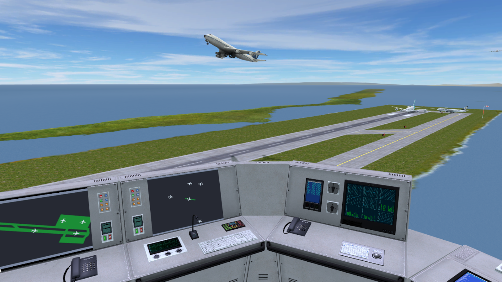 Airport Madness 3D Full Screenshot 1