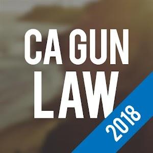 California Gun Law 2018
