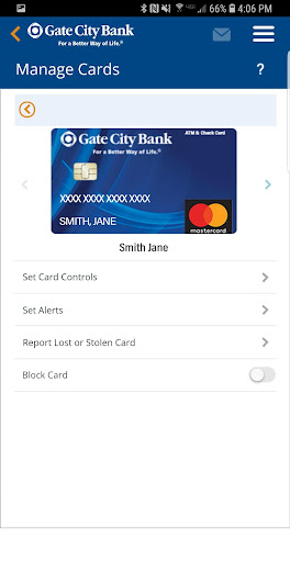Gate City Bank Mobile For PC