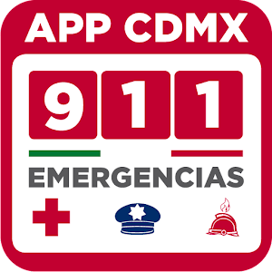 911 CDMX app for android
