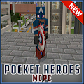 Pocket Heroes Mod for MCPE APK for Bluestacks
