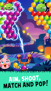 Game Angry Birds POP Bubble Shooter APK for Windows Phone