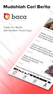 App Baca- Berita Terbaru, Informasi, Gosip dan Politik APK for Windows Phone