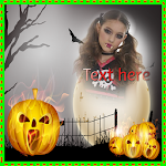Halloween Photo Frames Edit Icon