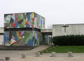 photo de Centre paroissial de la Grande Borne (Eglise Sainte Marie l'Espérance)