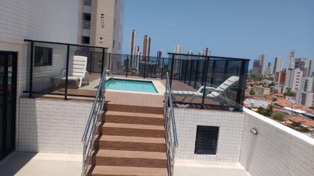 Apartamento residencial à venda, Tambauzinho, João Pessoa - AP5182.