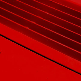 Ferrari by Ana Paula Filipe - Abstract Patterns ( car, automotive, red, horse, ferrari )