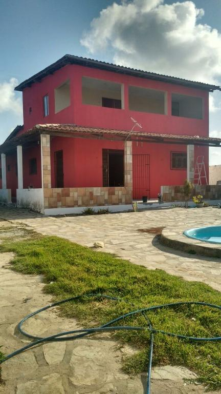 Casa à venda, 30m da pista e 600 metros da praia, Praia do Amor, Conde.