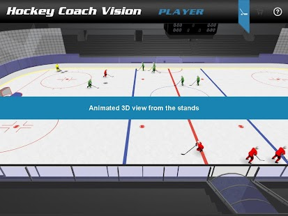 Hockey Coach Vision Player - screenshot