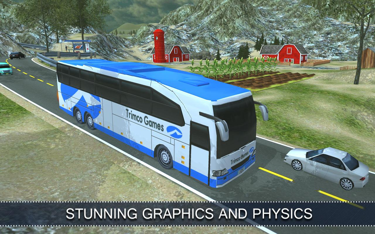 Commercial Bus Simulator 16 Screenshot 3