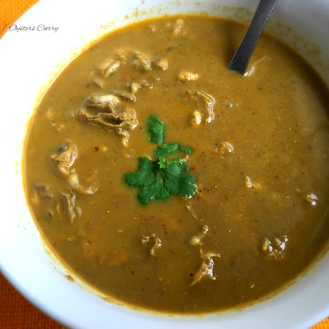 Kalwache Tonak / Oysters Curry