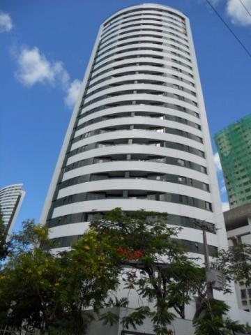 Apartamento residencial para locação, Torre, Recife.