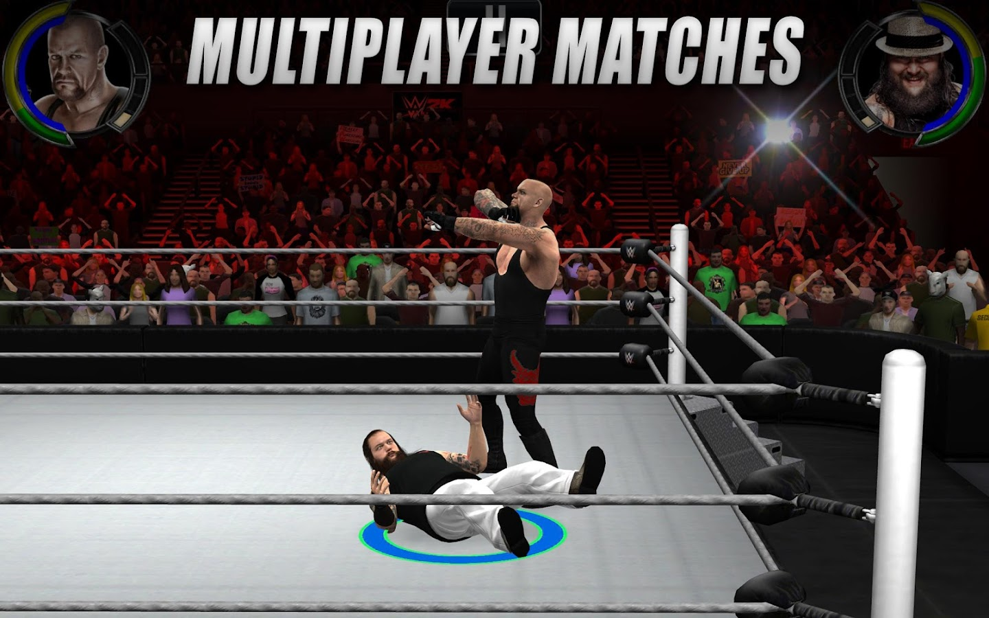 WWE 2K Screenshot 6