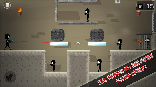 Stickman Shooter: Elite Strikeforce For PC