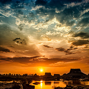 Senjaku by Bocah Bocor - Landscapes Sunsets & Sunrises