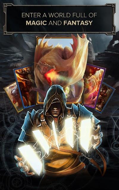 Evoker: Magic Card Game (TCG) screenshots