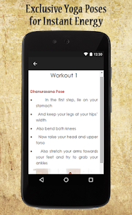 How To Get Energy From Yoga - screenshot