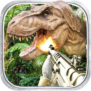 Jurassic Survival Dinosaur Camera Shooter in AR for PC-Windows 7,8,10 and Mac