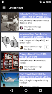 Black Friday 2016 - Best Deals Screenshot