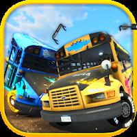 School Bus Demolition Derby For PC (Windows And Mac)
