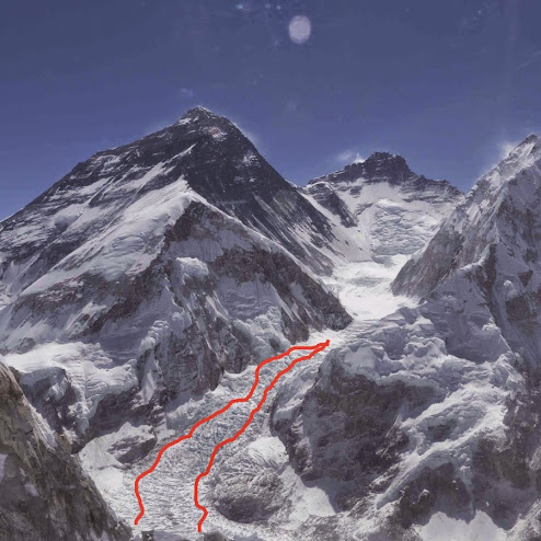 K2 Mountain Vs Everest The way to life of this Sherpa baby was a miracle, reports Johan Ernst ...