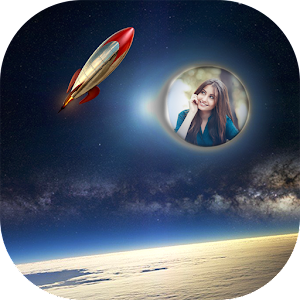 Space Photo Frame
