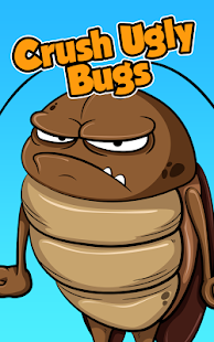 Crush Ugly Bugs - screenshot