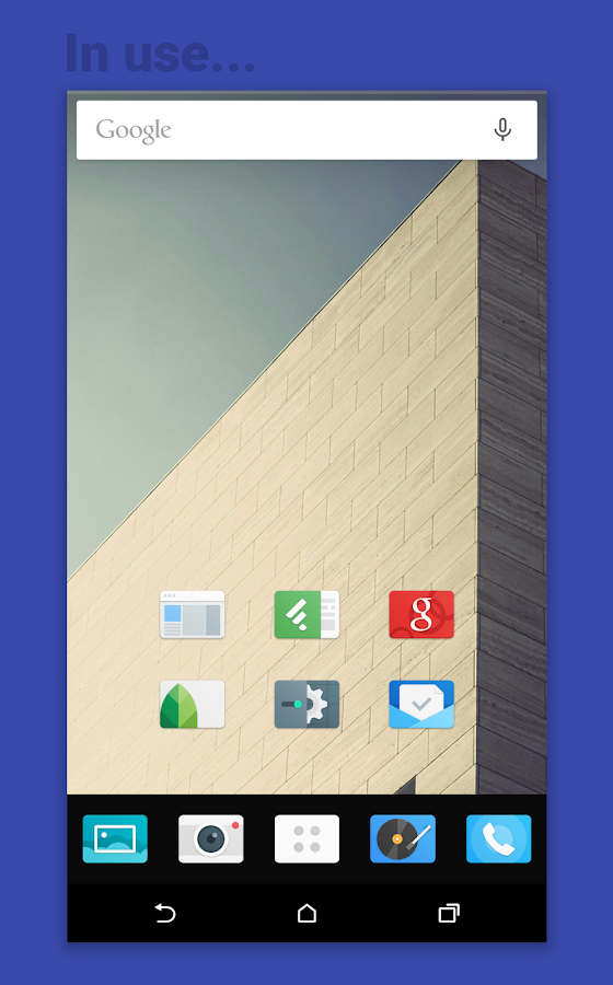 Material Cards icon pack Screenshot 8