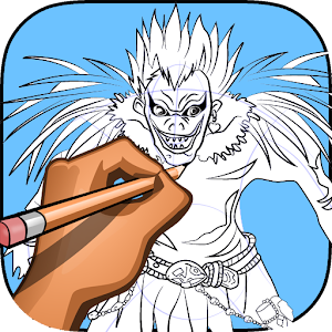 Download how to draw Death Note for Windows Phone