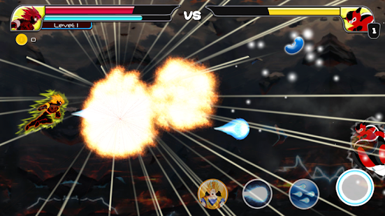 Super Battle for Goku Devil APK for Bluestacks
