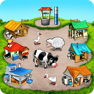 Farm Frenzy Free: Time management game For PC / Windows 7/8/10 / Mac – Free Download