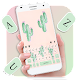Cute Cartoon Cactus Keyboard Theme APK