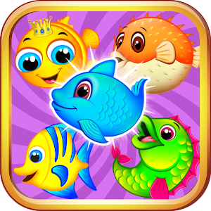 Download SEA ANIMAL MATCH 3 PUZZLE GAME For PC Windows and Mac