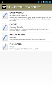 App CLEO SA APK for Windows Phone