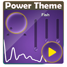 Fish Poweramp Skin