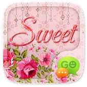 Free (FREE) GO SMS PRO SWEET THEME APK for Windows 8