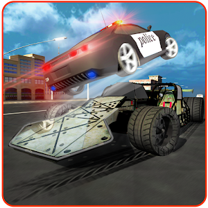 Highway Derby Ramp Car Flip 3D for PC-Windows 7,8,10 and Mac