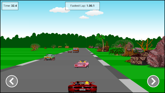 Free Car Racing for Kids - screenshot