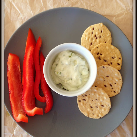 Easy And Healthy Tzatziki Dip
